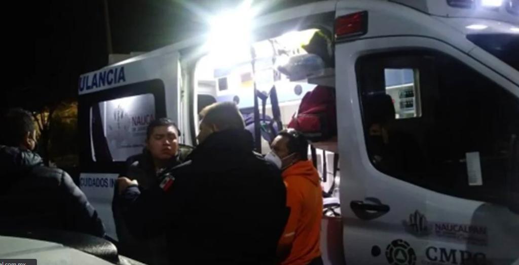 Policías municipales rescatan a mujer secuestrada en Naucalpan
