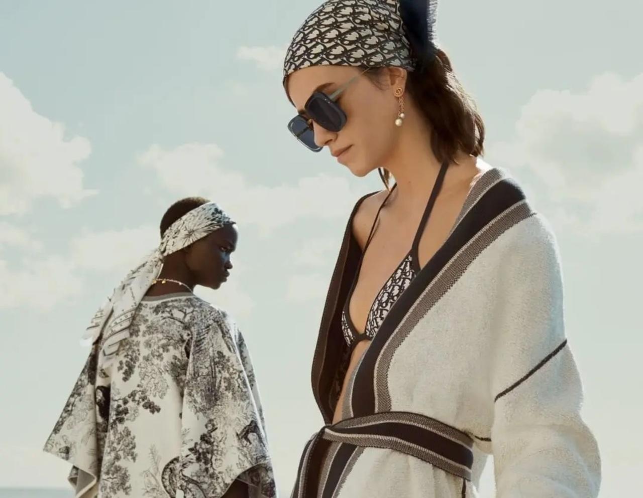 Dior presenta colección para estar en casa