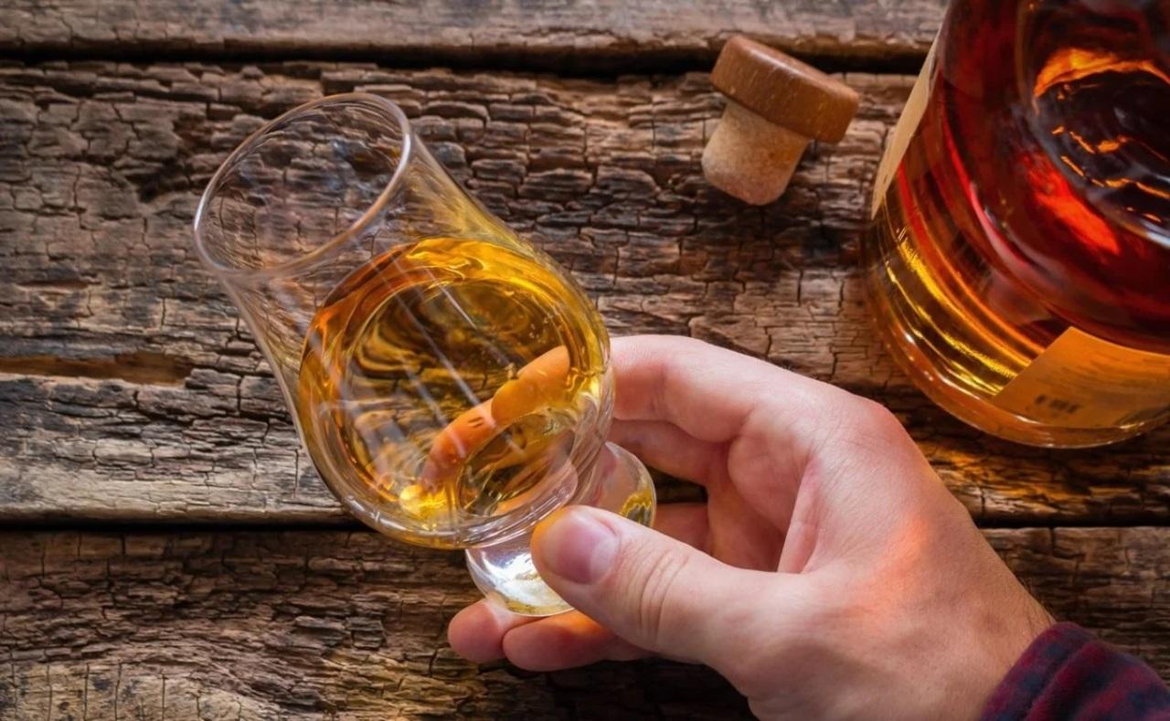 Bourbon, un whiskey americano peculiar