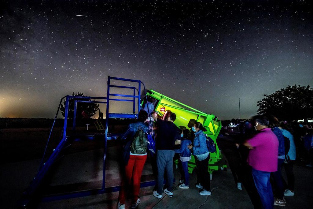 ¿Cuándo se llevará a cabo La noche de las estrellas en México?