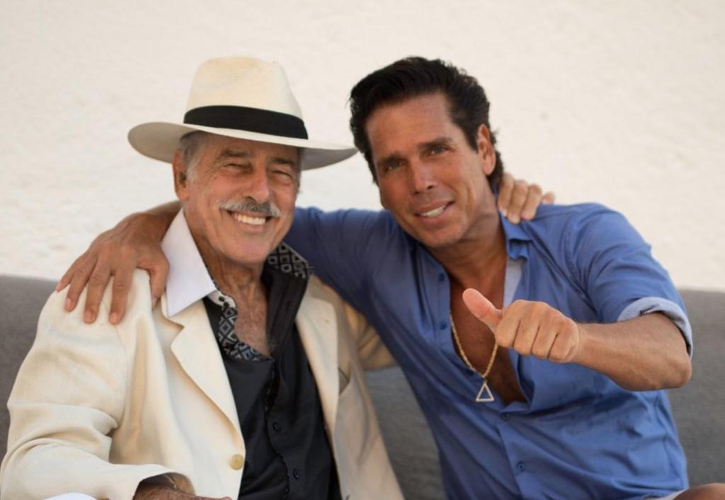 Roberto Palazuelos ya planea homenaje póstumo para Andrés García