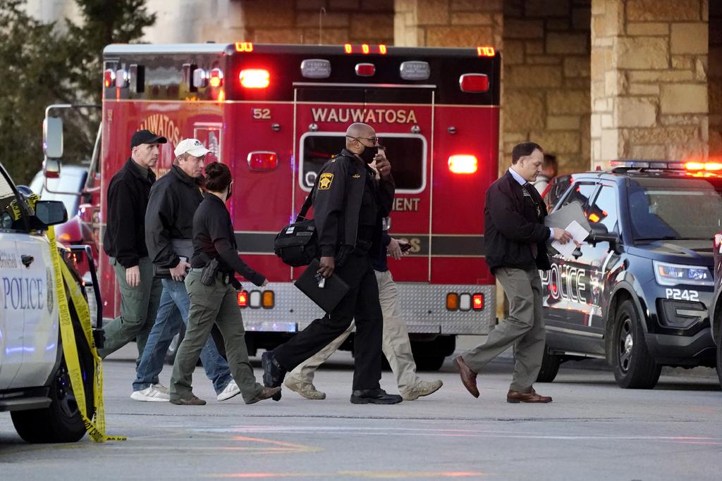 Tiroteo en Wisconsin deja ocho heridos