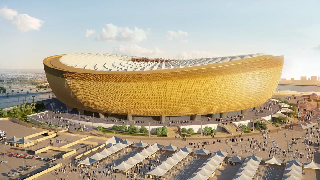 Estos serán los estadios de la próxima Copa del Mundo 2022
