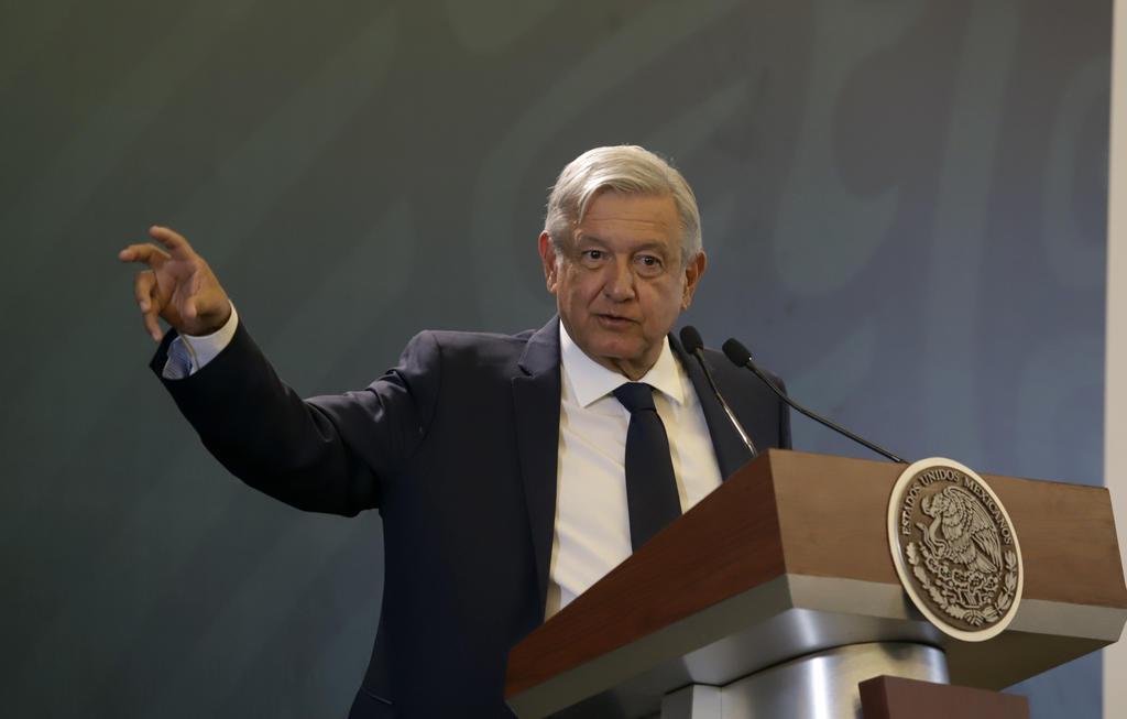 La corrupción es lo que más ha dañado a México: López Obrador