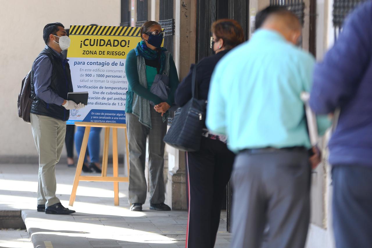 Durango supera los 19 mil casos Covid