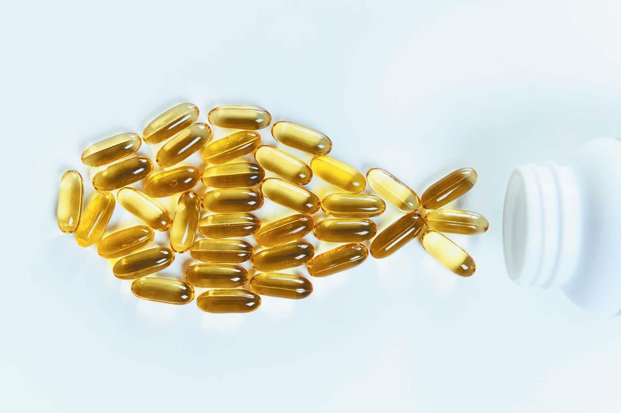 Virtudes del aceite de pescado para la salud