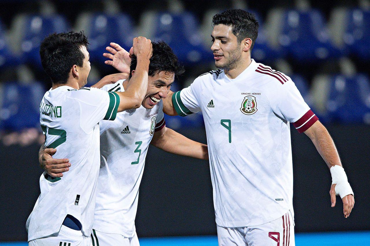 México quiere brillar en Qatar