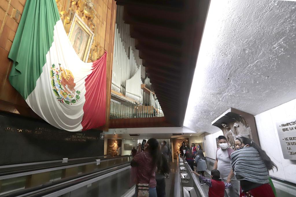 Basílica, en riesgo de no recibir peregrinos