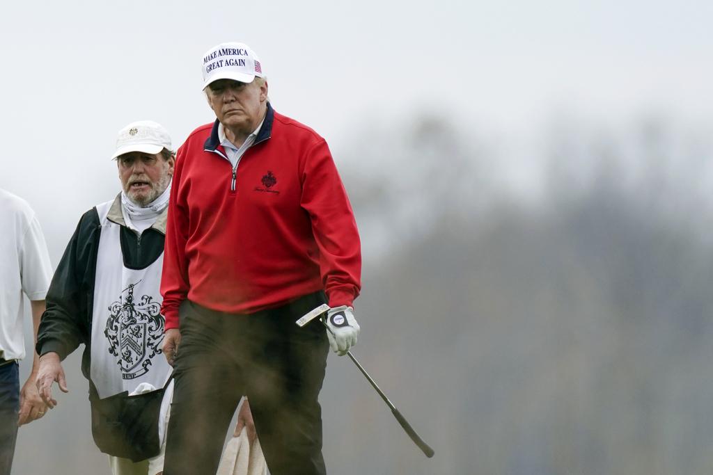 Bloqueo de Trump suma dos semanas sin resultados
