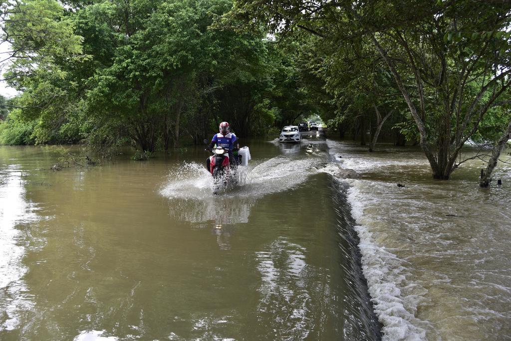 Pronostican fuertes lluvias en sur de México
