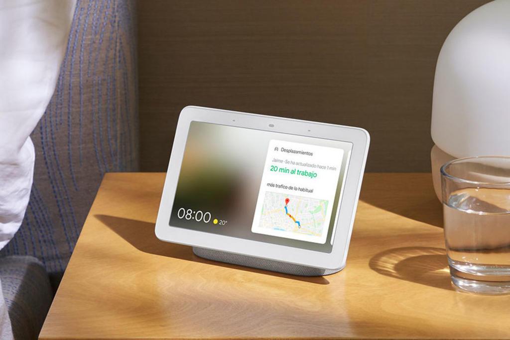 Google Nest Hub, mucho más que un marco digital