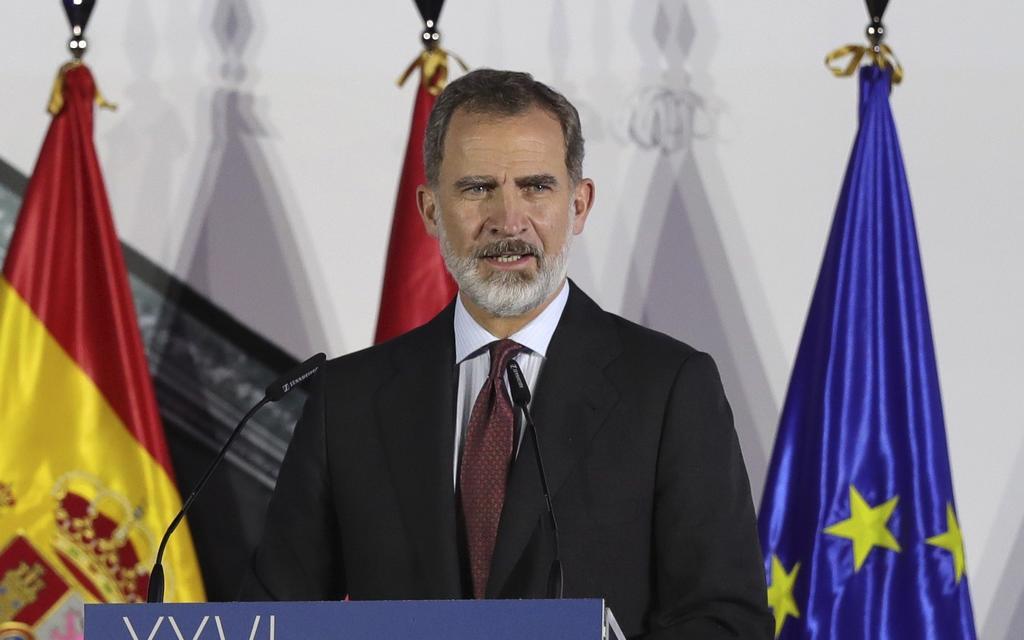 Rey de España, en cuarentena tras tener contacto con un positivo de COVID-19