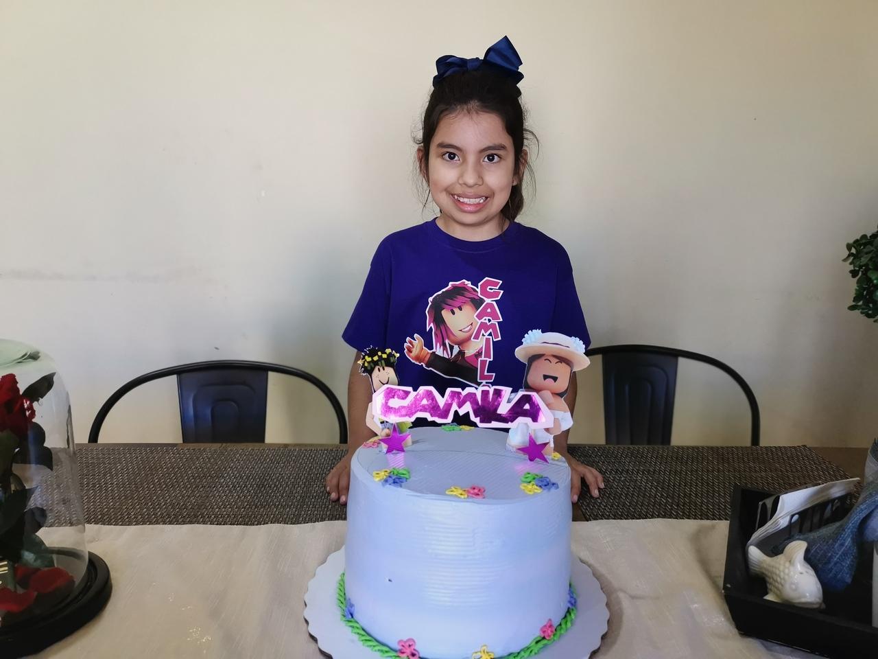 Celebración para Camila