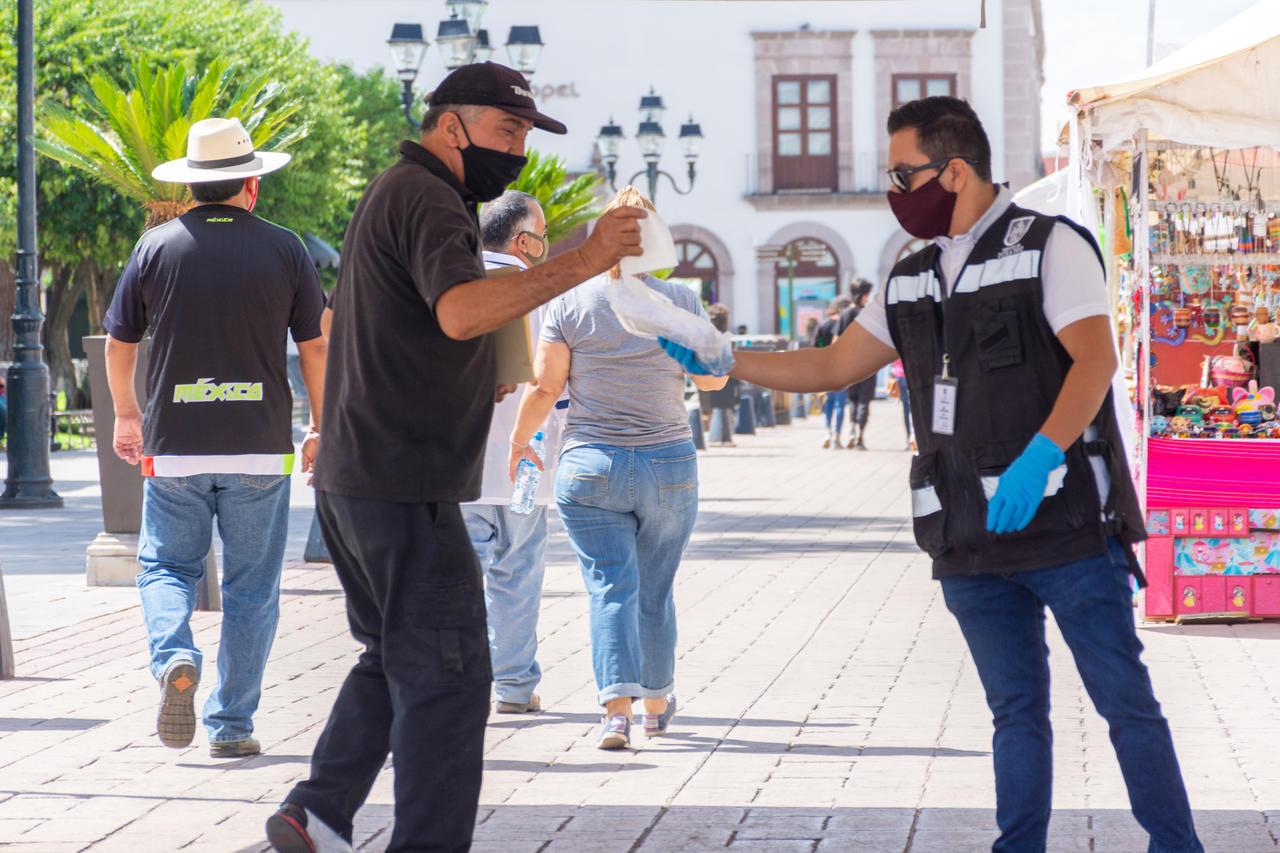 Uso de cubrebocas ya es obligatorio por Ley en Durango; habrá sanciones económicas