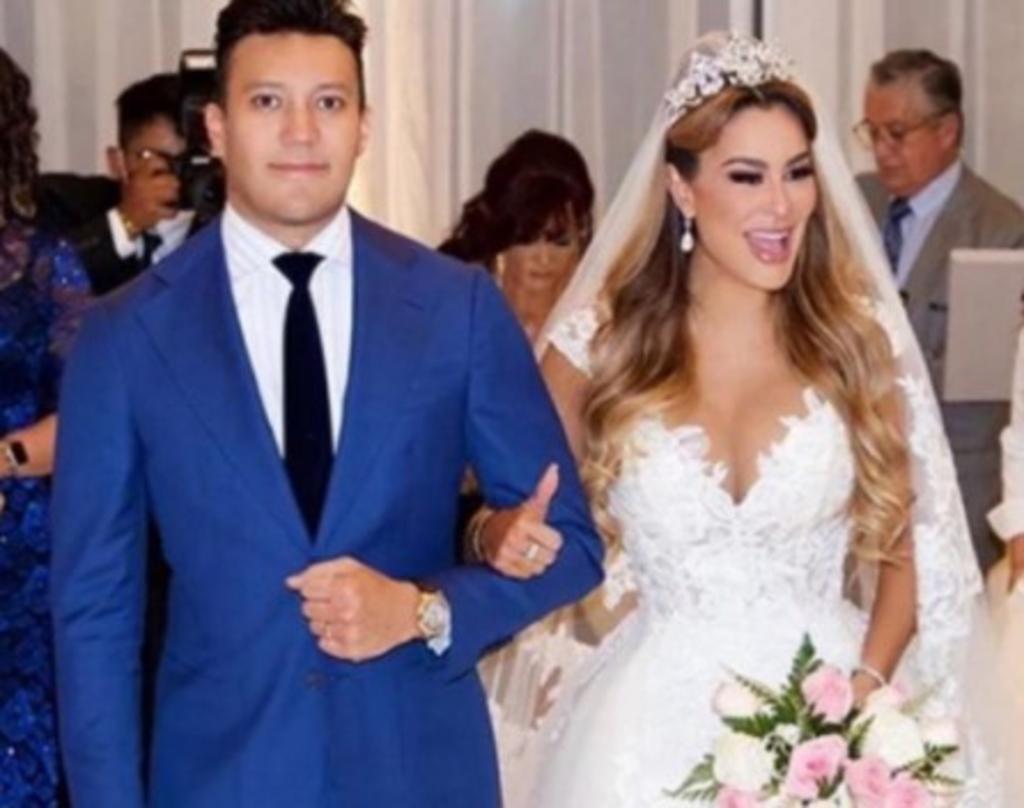 'A falta de venta de boletos' transmisión de boda de Ninel Conde será gratuita