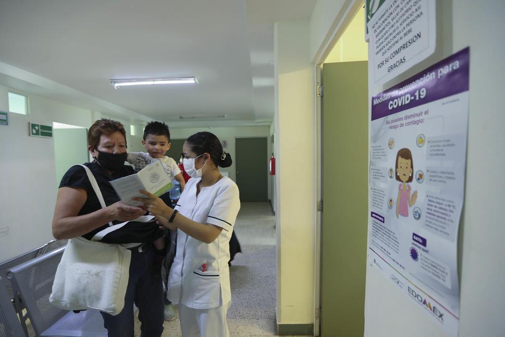 A falta de plan de vacunación, alertan sobre resurgimiento de enfermedades en México