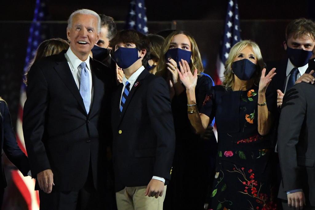 Joe Biden presenta a miembros de su futuro Gabinete