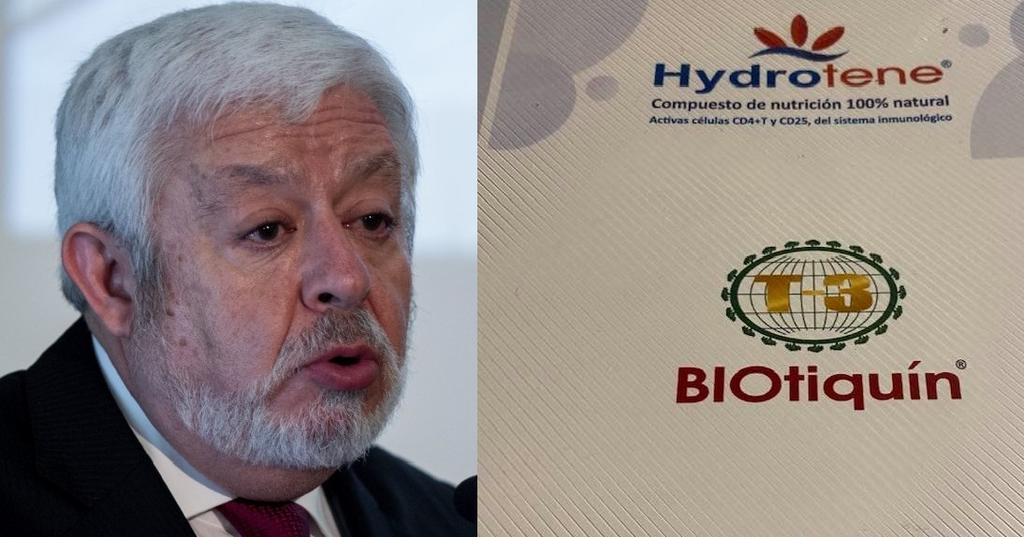 ¿Qué es el Hydrotene? El tratamiento 'contra COVID-19' promovido por Maussan