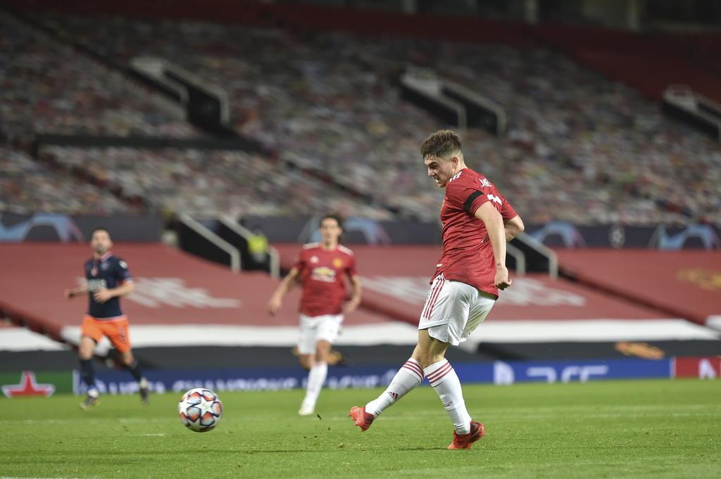 Goleada del Manchester United le da el liderato en su grupo de 'Champions'