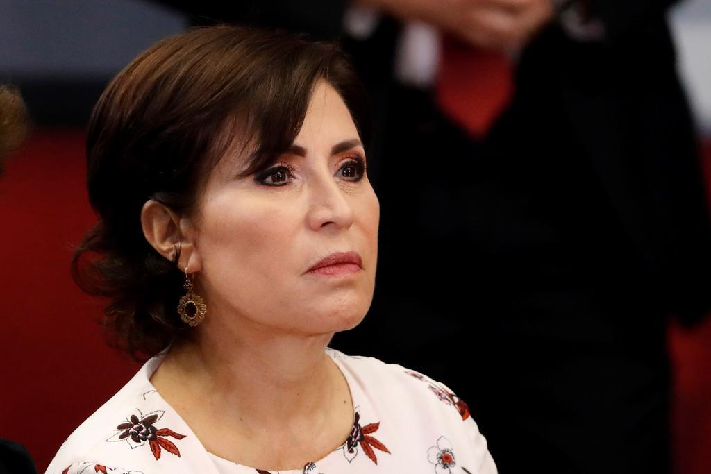 Confirma Rosario Robles que se acogió a figura de testigo colaborador