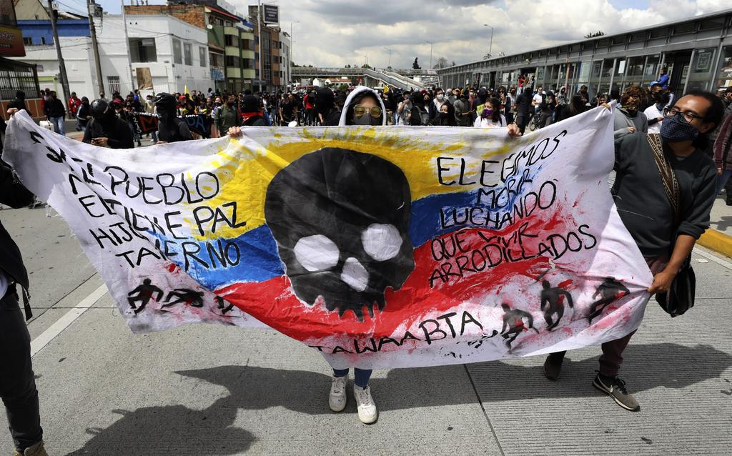 Violencia vuelve a crecer en Colombia