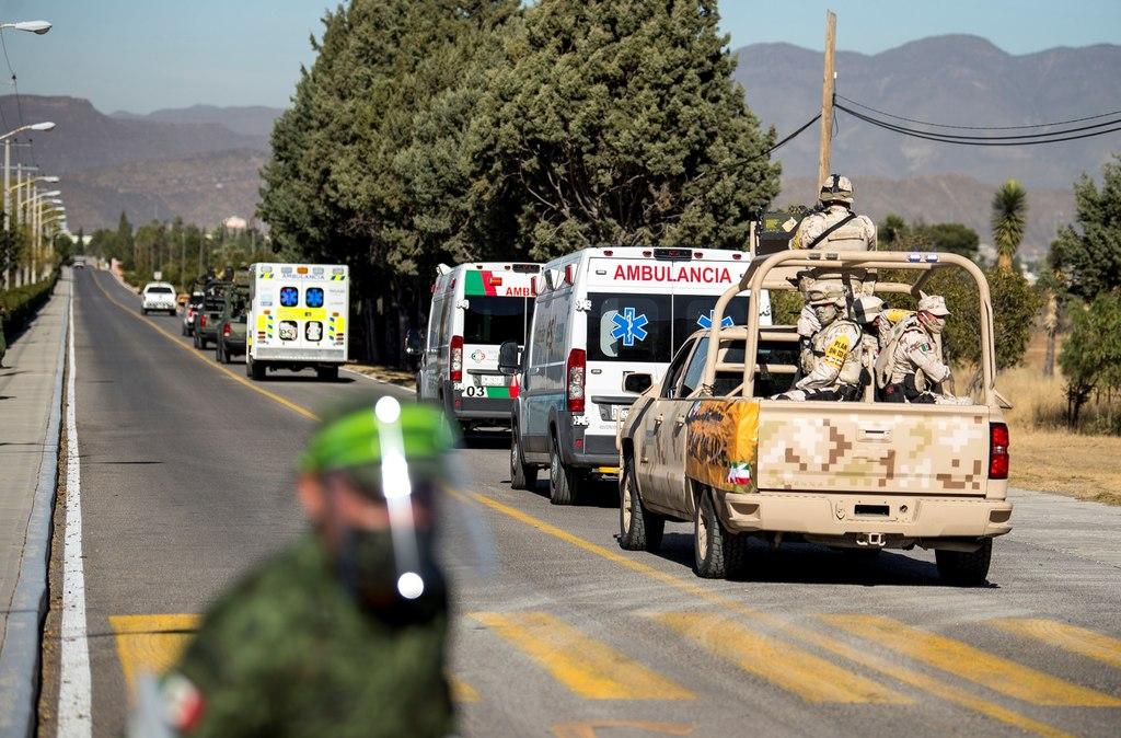 Desplegarán al Ejército en cruzada anti-COVID