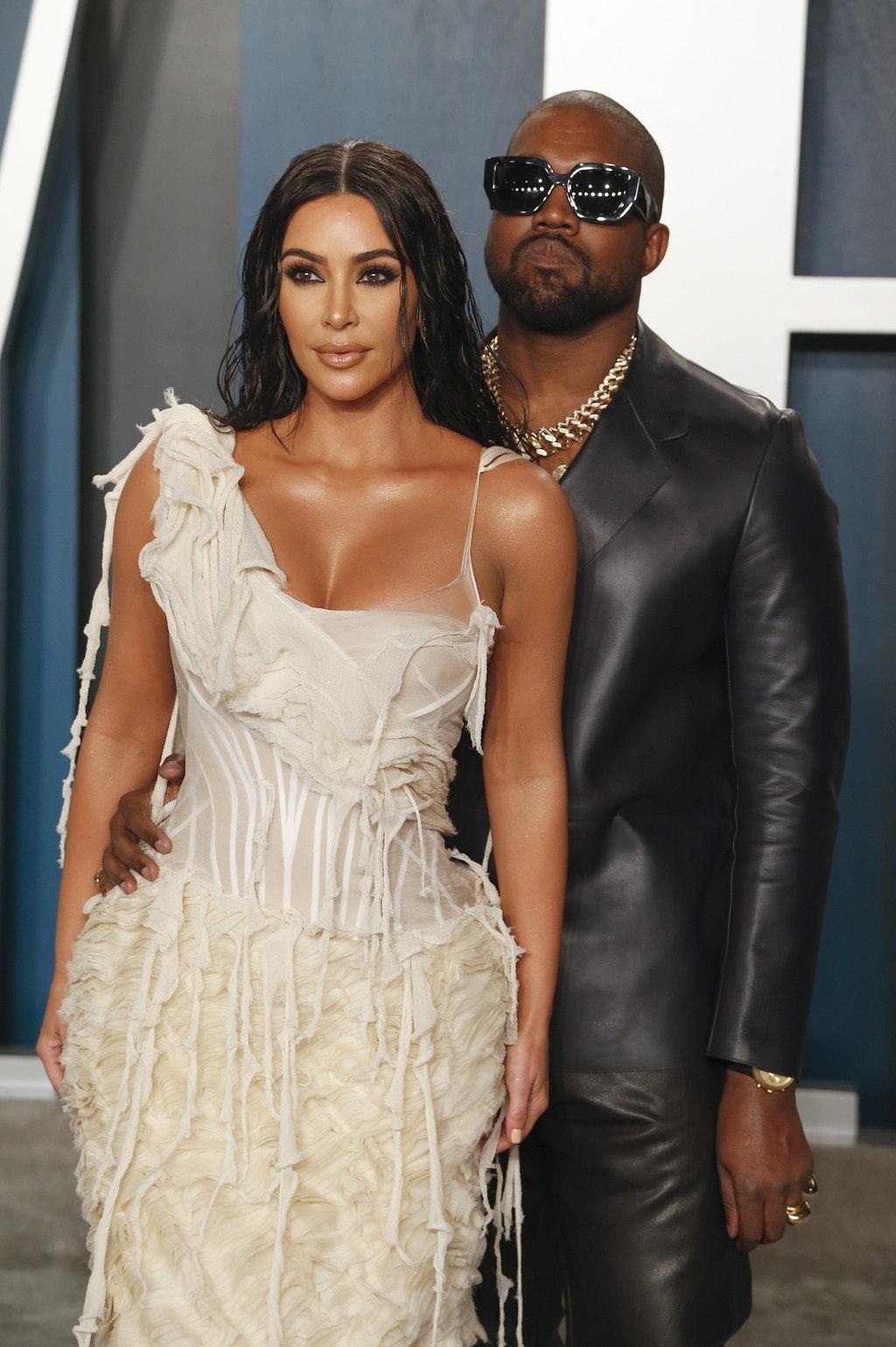 Kim y Kanye, a un paso del divorcio