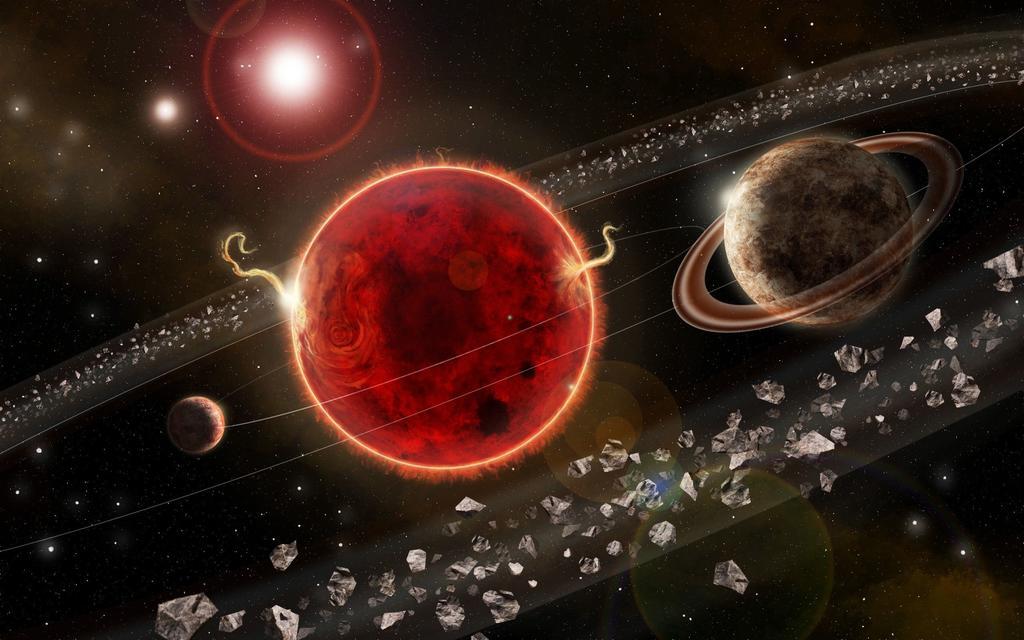 ¿Hay vida extraterrestre en Próxima Centauri?