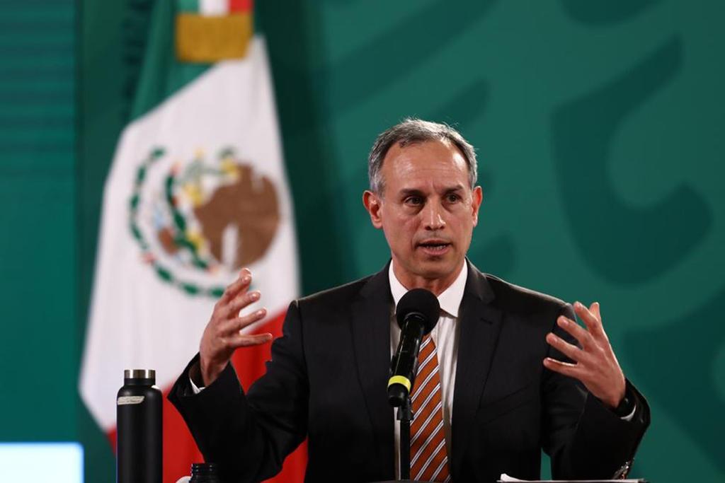 López-Gatell reconoce apoyo de la UAdeC con ultracongeladores para vacunas