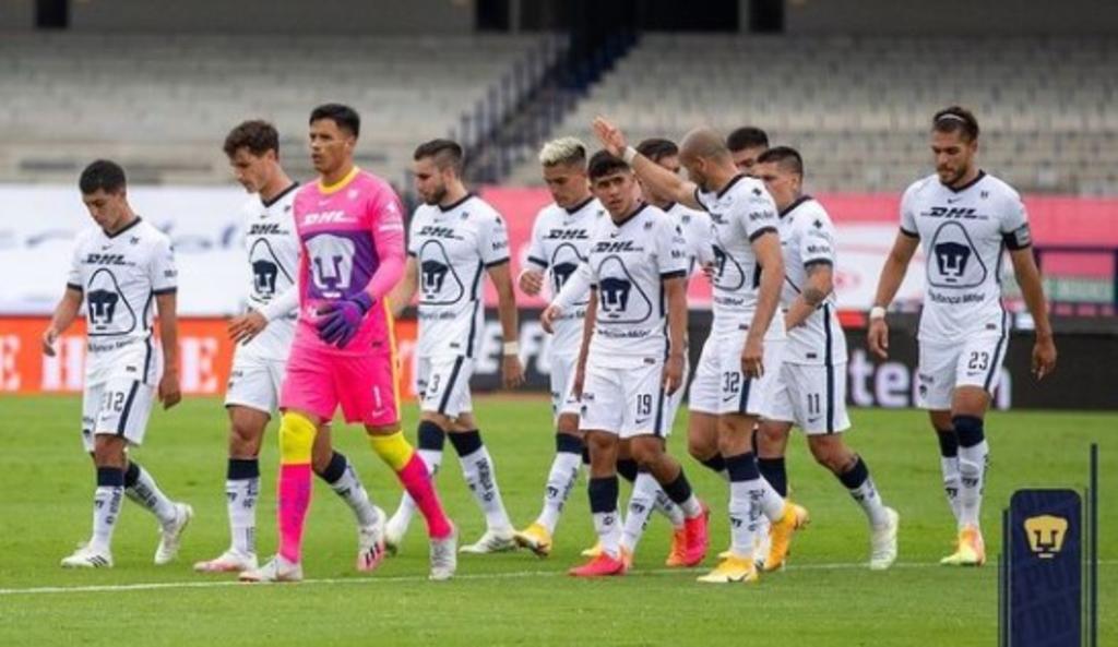 Talavera reconoce reto de Pumas por mejorar en el Guard1anes 2021