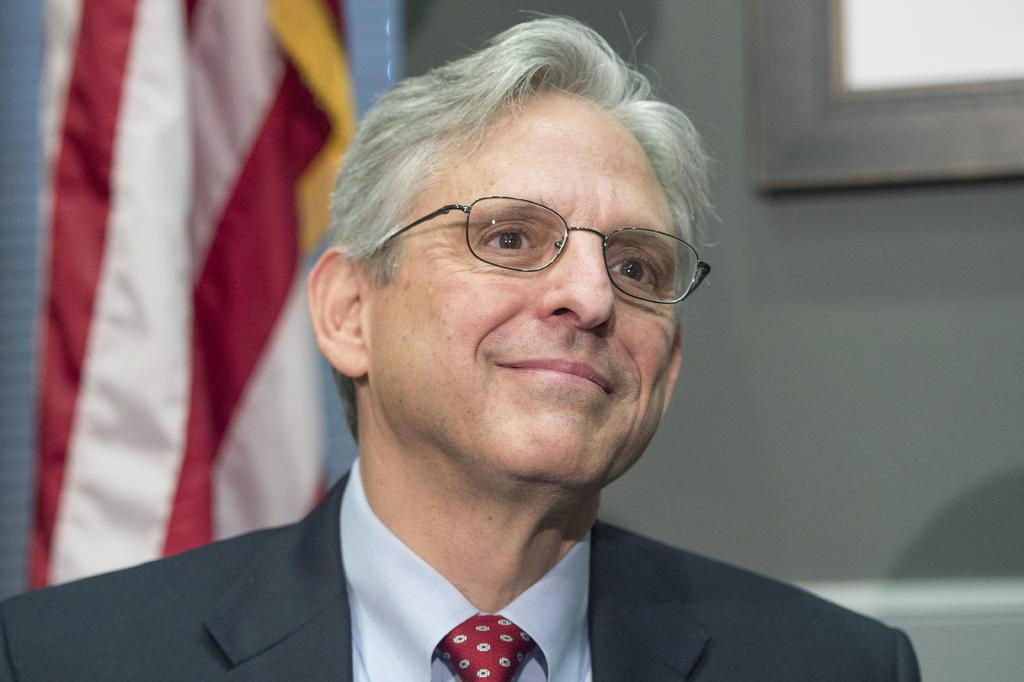 Nominará Joe Biden a juez Merrick Garland como fiscal general de EUA