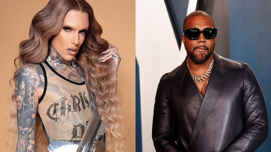 Jeffree Star responde a su supuesto romance con Kanye West