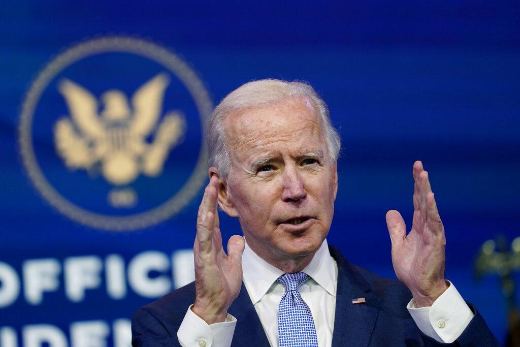 Joe Biden: la democracia de EUA está bajo un ataque sin precedentes
