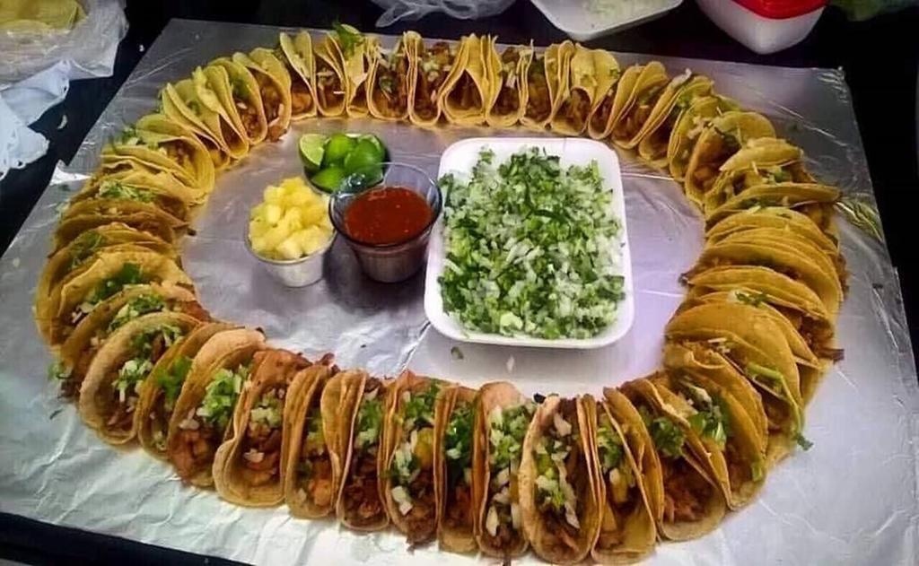 Roscas de Reyes de taquitos se vuelven populares en todo México