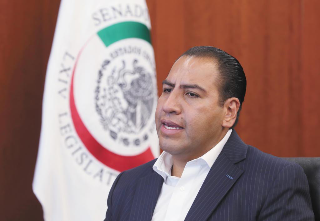 Senado mexicano condena asalto al Capitolio en EUA