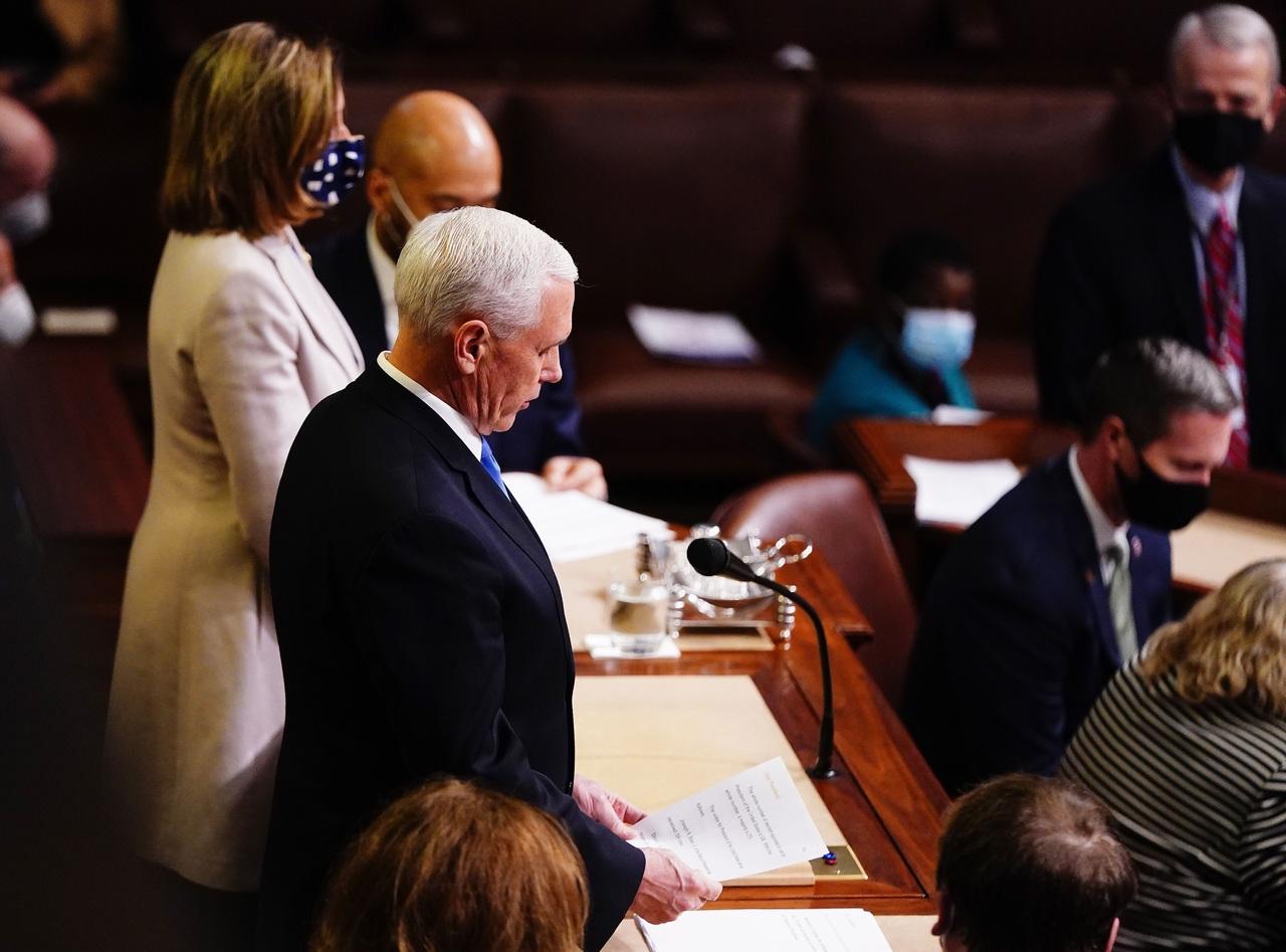 Validan triunfo de Joe Biden