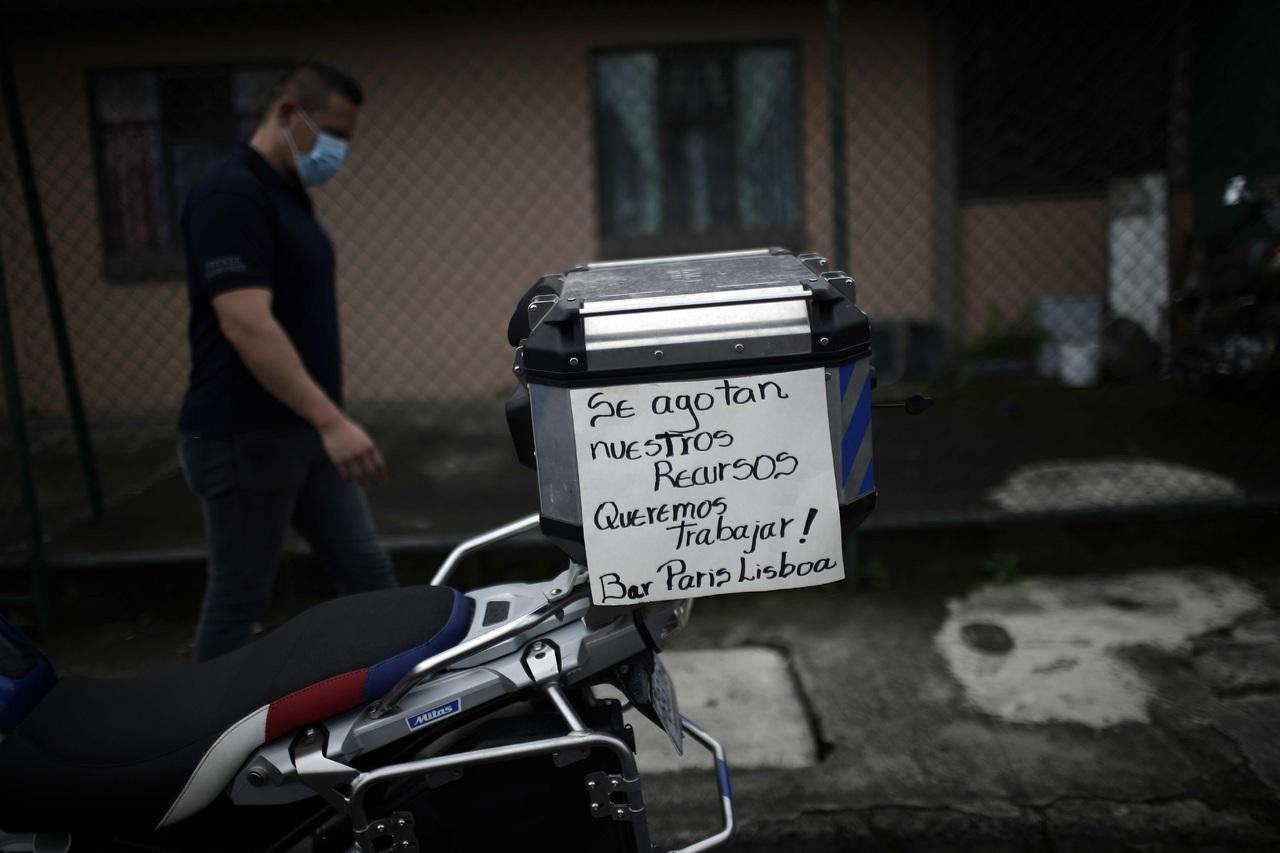 Desocupación en Costa Rica se ubicó en el 21.3%