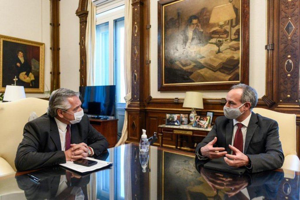 Va Gatell a Argentina; se analiza la Sputnik V