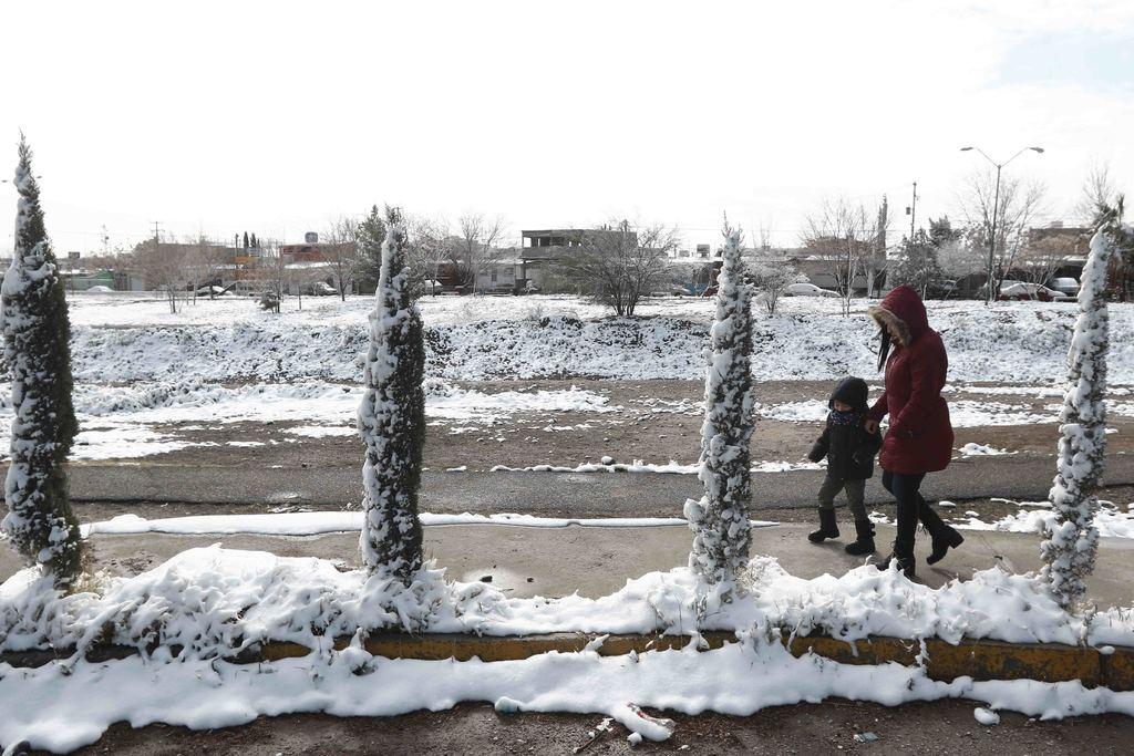 Pronostican heladas y lluvias en gran parte del territorio