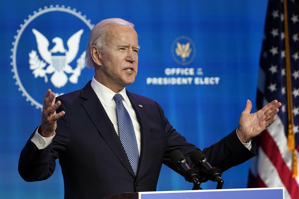 Biden nomina a su fiscal general