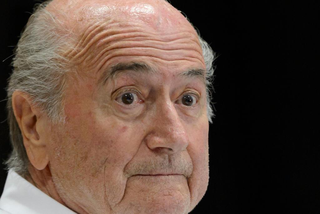 Hospitalizan al expresidente de la FIFA, Joseph Blatter