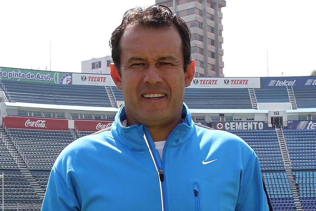 Reynoso no quiere prometer título del Guardianes 2021 al Cruz Azul