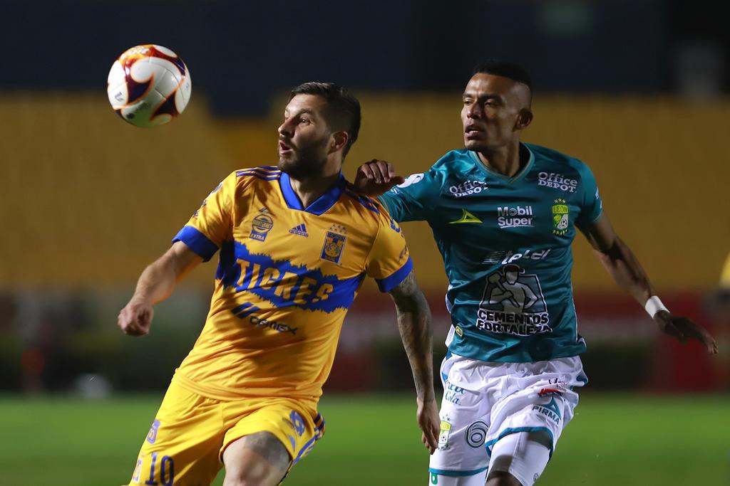 Tigres vence a León en su debut del Clausura 2021