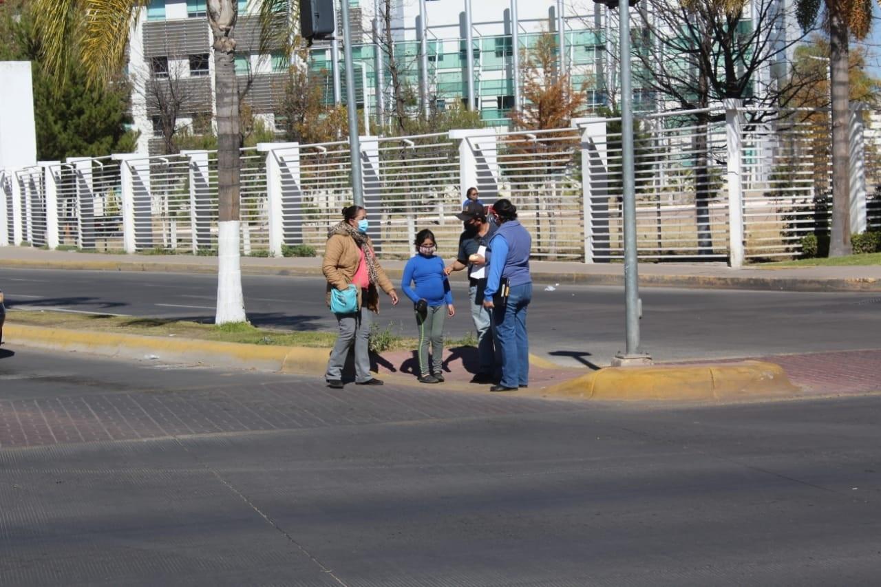 Retiran de la calle a 11 menores de edad