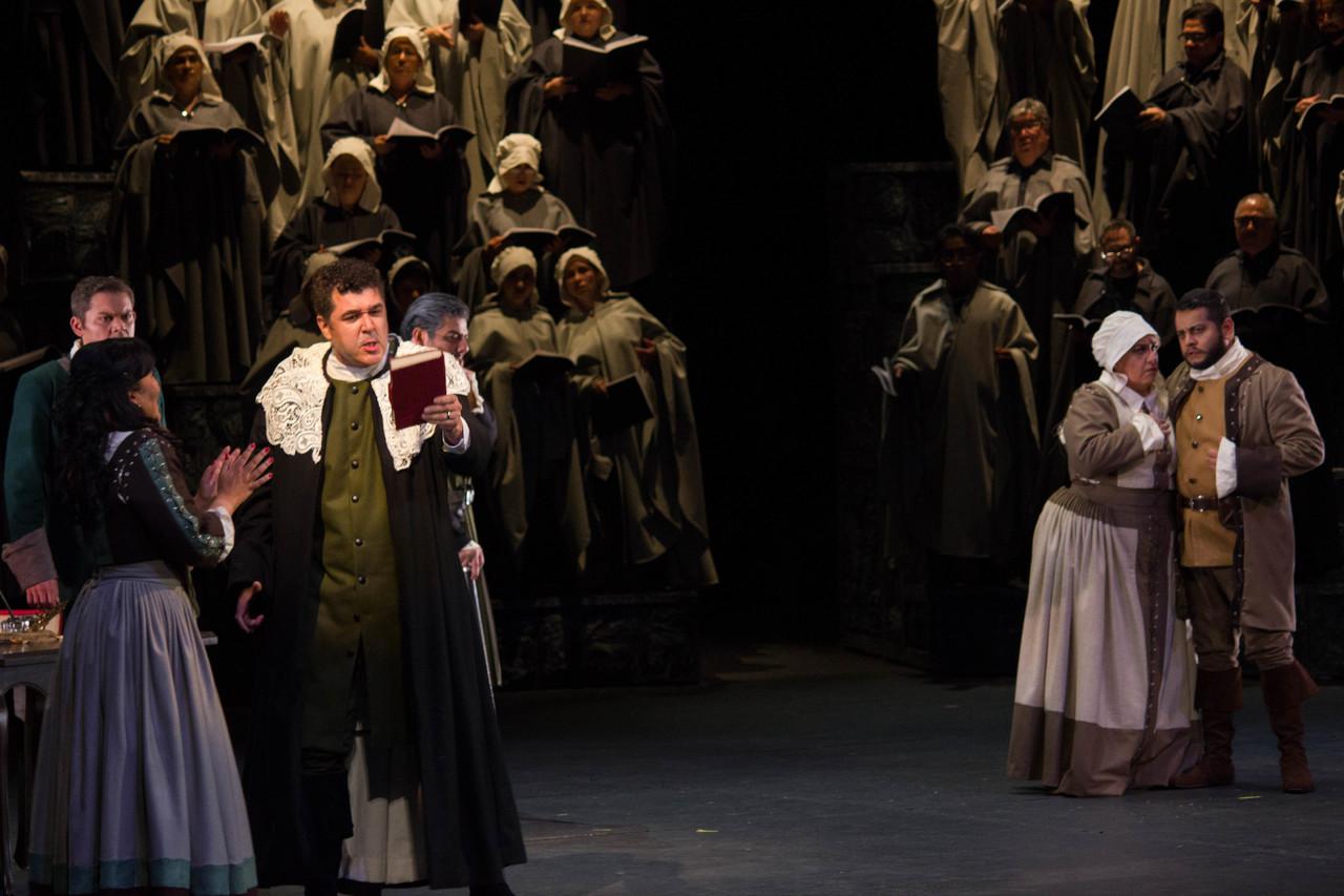 El impacto de lo virtual en la ópera del INBAL