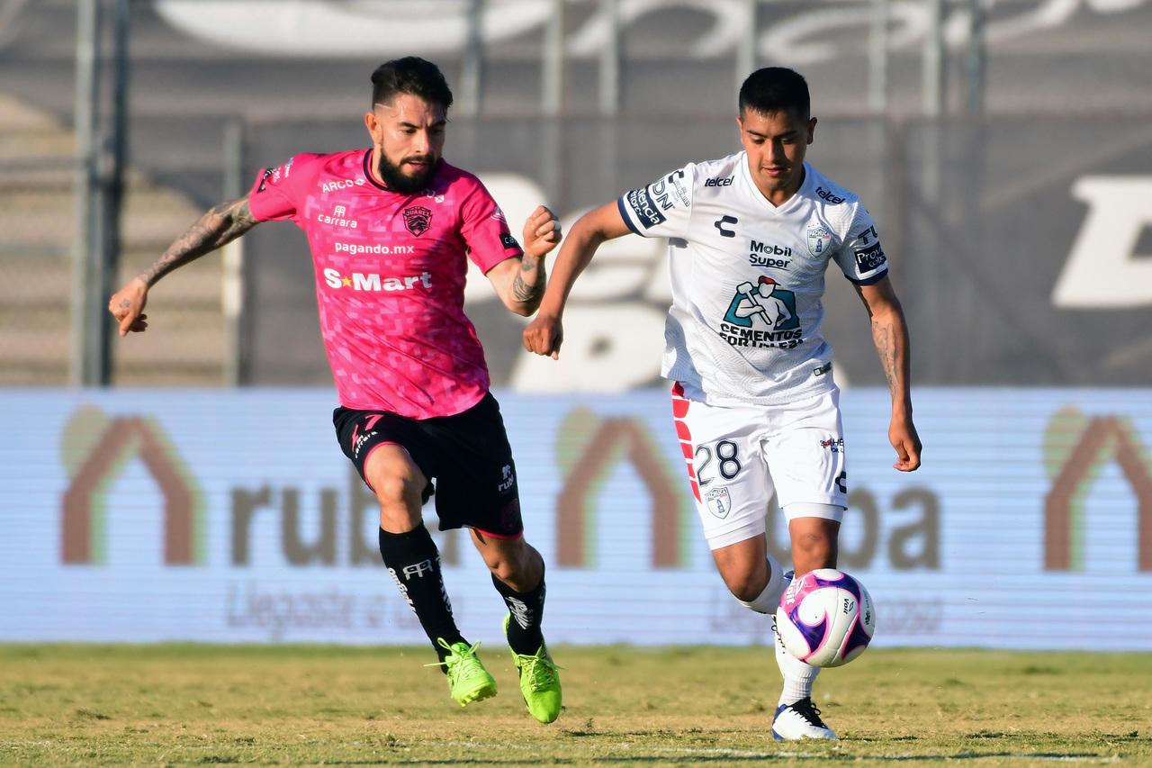 Tuzos-FC Juárez, el primer lunes por la noche