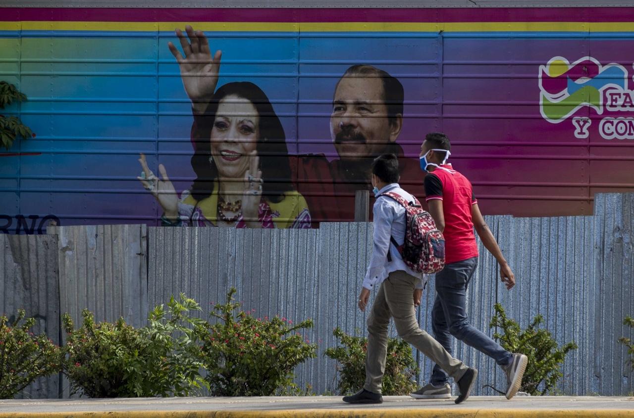 Daniel Ortega cumple 14 años al frente de Nicaragua