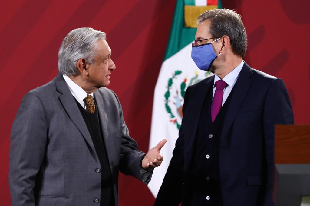 'En el aire', regreso a clases presencial en México