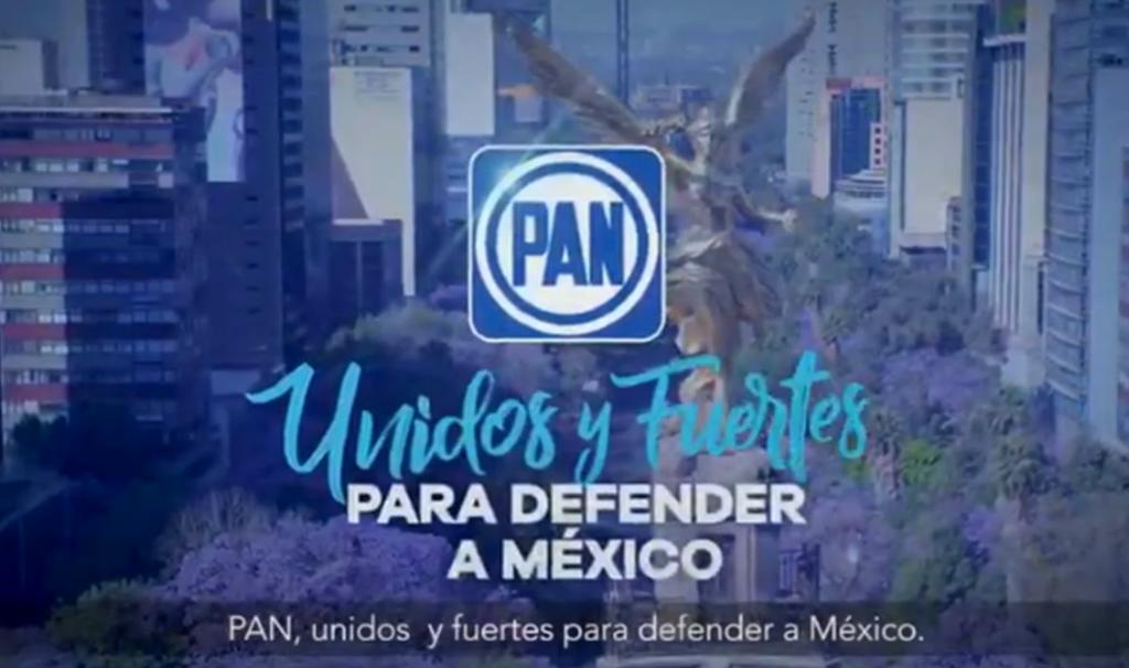 INE no retirará el spot 'Cambiemos hacia el futuro' del PAN