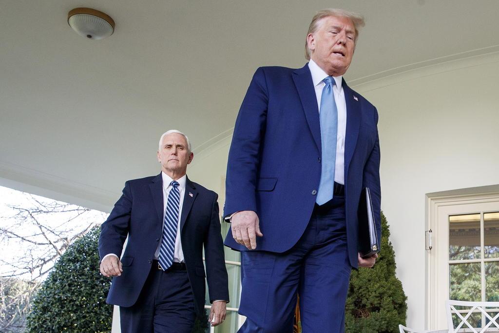 Cámara Baja de EUA votará el miércoles para abrir juicio político a Trump